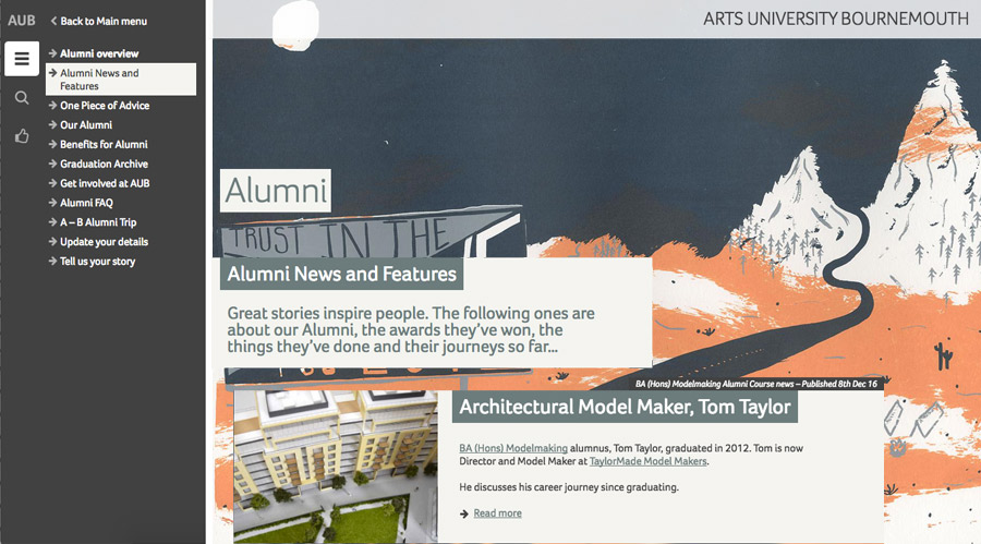 Aub Alumni Feature