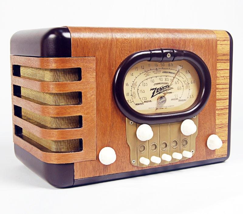 Radio Portfoliomain