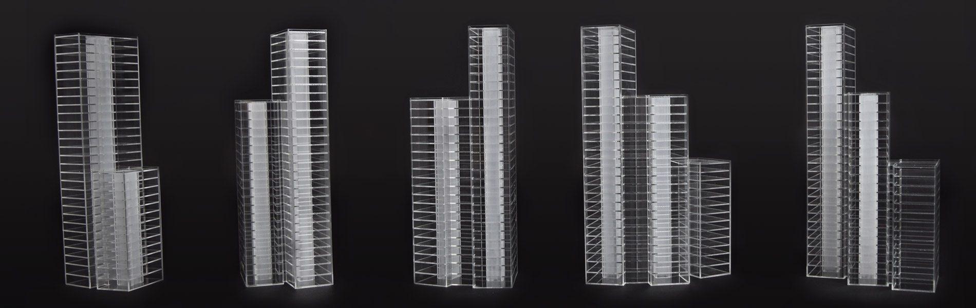 Perspex Towers
