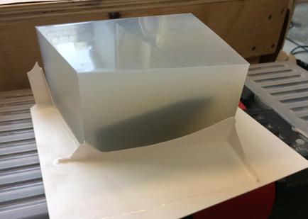 Silicone Mold 1